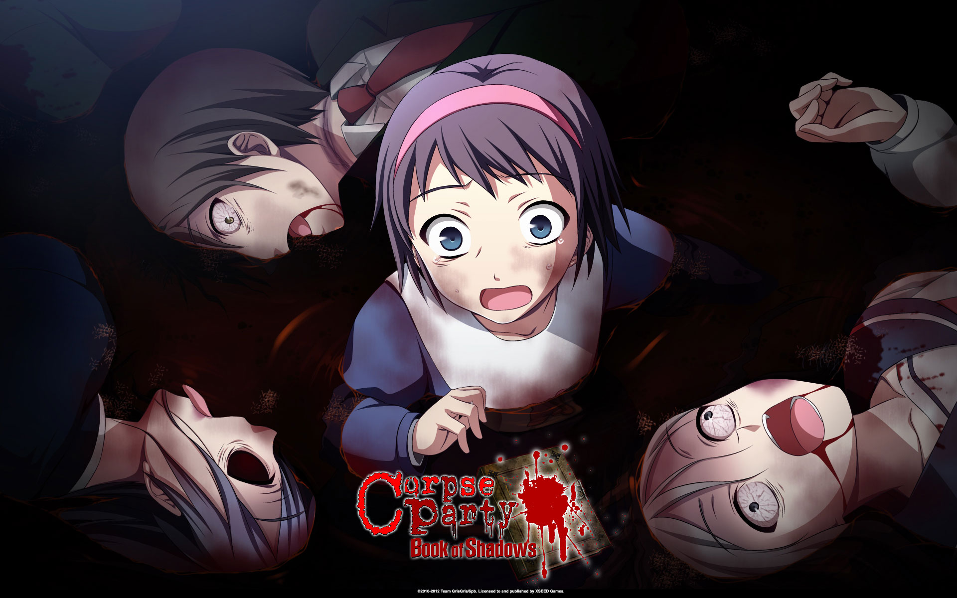 Corpse Party Book Of Shadows